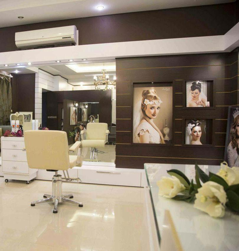 بهترین سالن زیبایی در مشهد